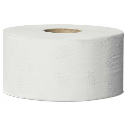 Tork Recycled Mini Jumbo Toilet Roll Advanced , 120280