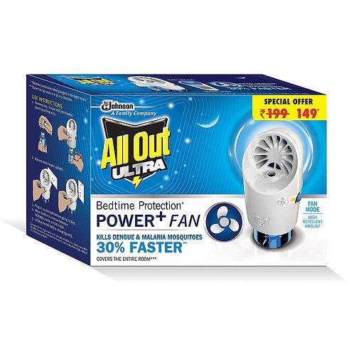 All Out Ultra Power+ FAN (Machine plus Refill)