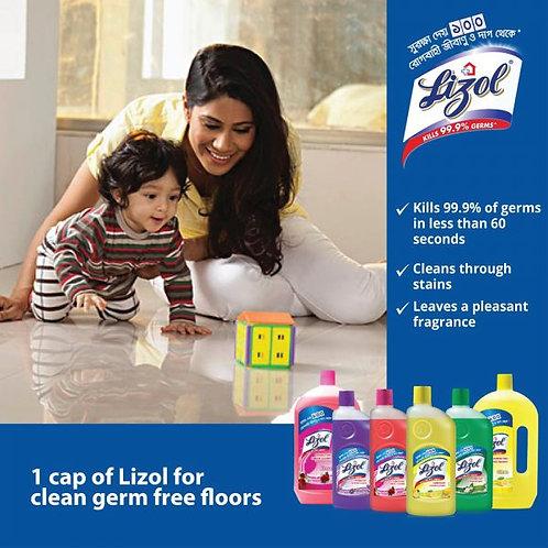 Lizol Dis infectant Floor Cleaner