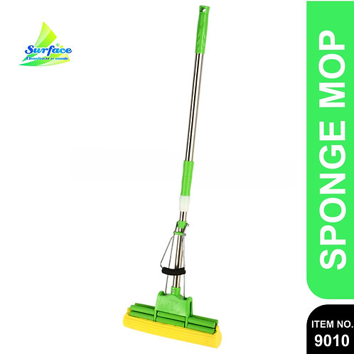 9010 PVA Sponge Mop - SS Extendable Handle