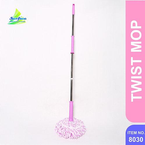 8030 Microfiber Twist Mop - SS Handle
