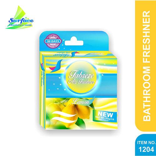 1204 Fabreze Bathroom Freshner , Lemon - 50 g