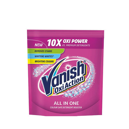 Vanish Oxi Action Fabric Stain Remover, Powder - 200 g