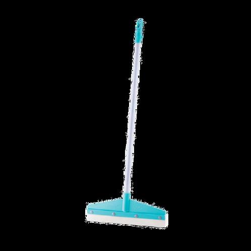 """Prestige Mini Floor Wiper 12"""" ( PFW 01 ) with 1.5' ft MS Rod"""