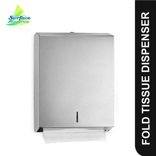 SS M/C Fold Tissue Dispenser ( BIg )