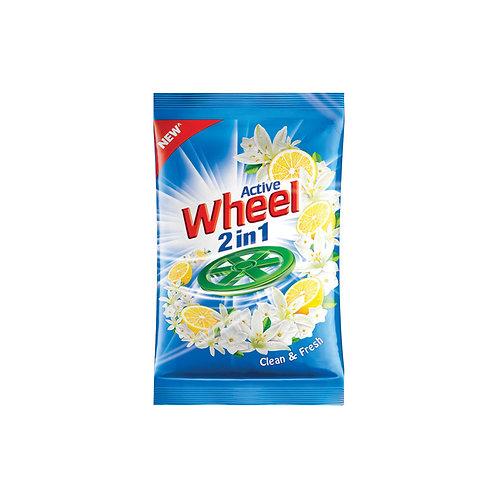 Wheel Active Detergent Powder, 400 gm