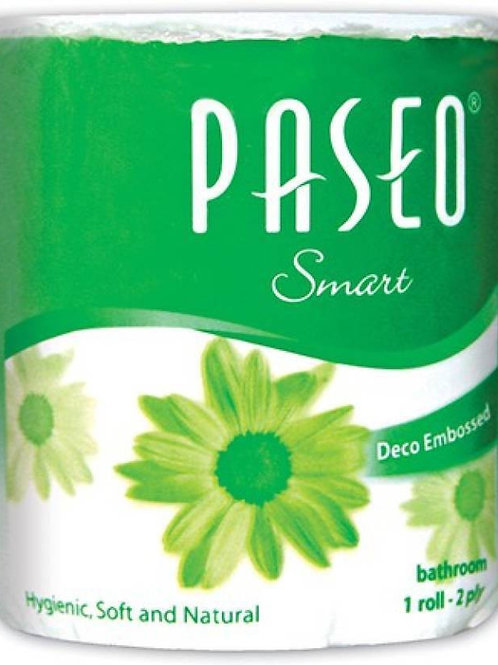 Paseo Tissues Toilet Roll 3 Ply - 300 Pulls ( 2 Rolls)