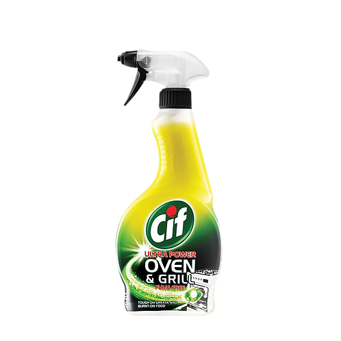 Cif UltraPower Oven & Grill Cleaner 450ml