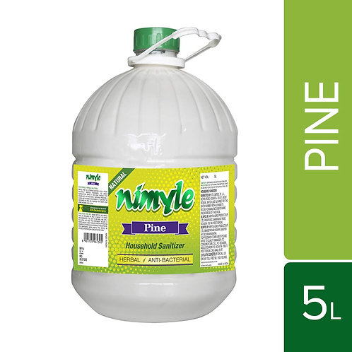 Nimyle Pine Disinfectant Floor Cleaner, 5 Ltr