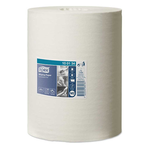 Tork Wiping Paper Centerfeed Roll