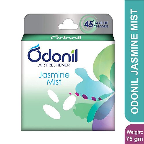 Odonil Toilet Air Freshener - 75gm (Jasmine)