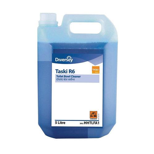 Taski R6 toilet Bowl Cleaner - 5ltr