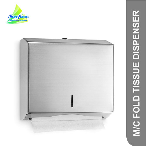 SS M/C Fold Tissue Dispenser ( Small )
