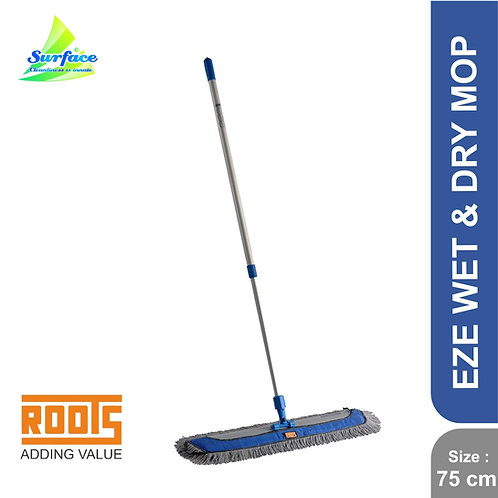 Roots Eze Clean Wet & Dry Mop , 75 cm