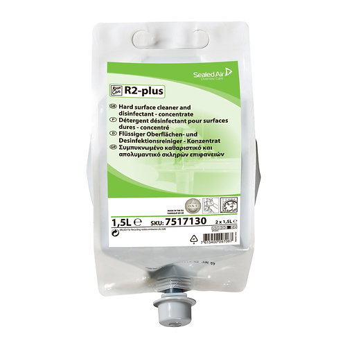 Room Care R2 Plus Multi Surface Cleaner , 1.5 Ltr