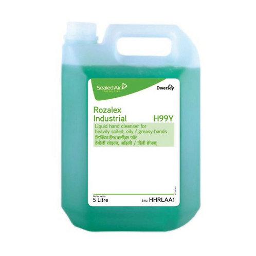 Taski Rozalex Industrial H99Y Liquid Hand Cleanser - 5ltr