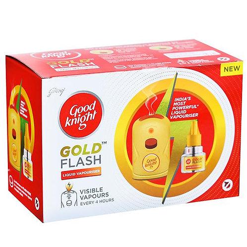 Godrej Goodknight Gold Flash System, Mosquito Repellent ( Machine + Re