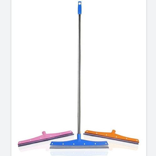"Dazzle Floor Wiper With 16 "" Dual Lip Silicon Blade"