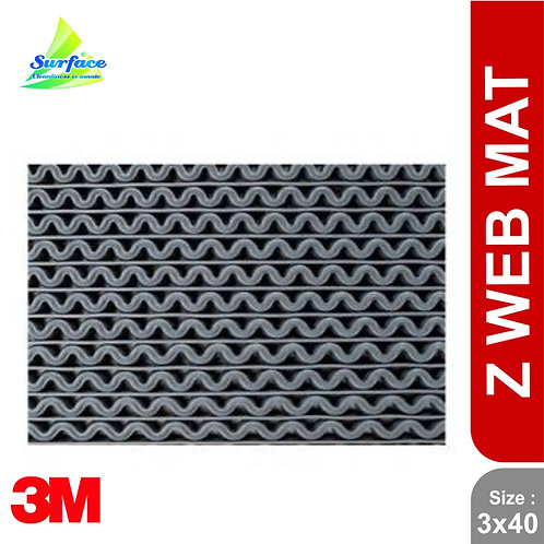 3M Nomad Terra Z Web Heavy Duty Matting - 9100