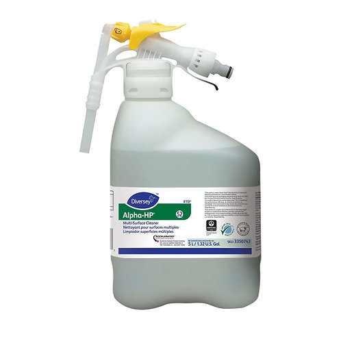 Alpha-HP Multi-Surface Cleaner , 5 Ltr