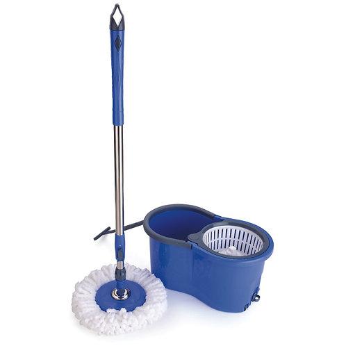 Sam Bucket Spin Mop Set ( 2 Refill ) - Plastic Ring