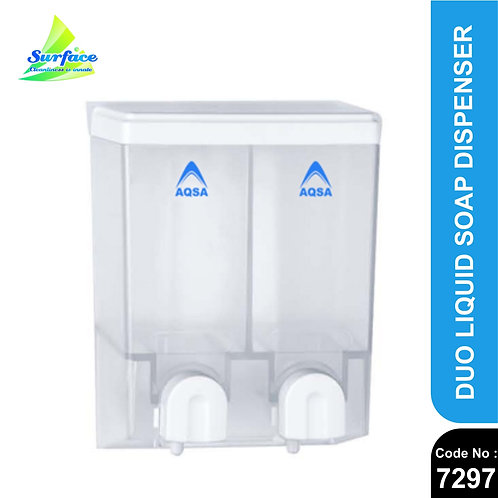7297 Liquid Soap Dispenser , 2 x 250 ml