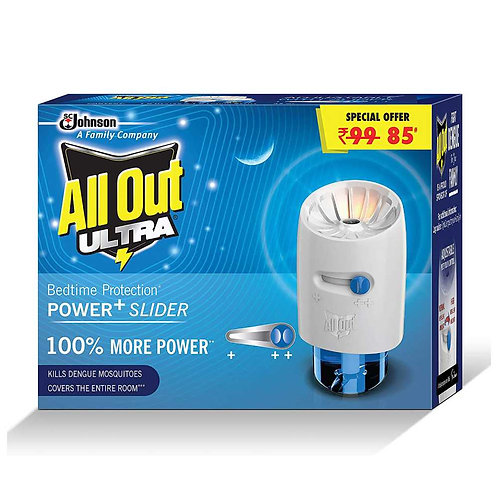 All Out Ultra Power (Machine plus Refill)