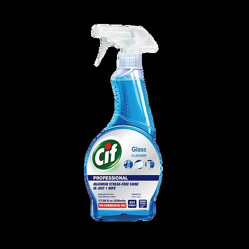 Cif Glass Cleaner 520ml