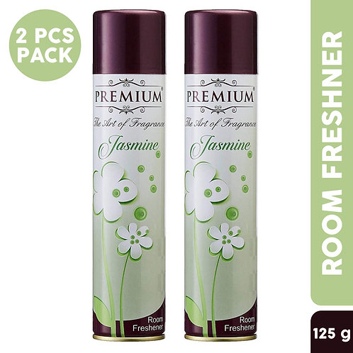 Premium Room Freshner - Jasmine 125 gm x 2 Pcs