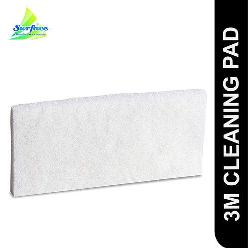 3M Doodlebug Cleaning Pad - White