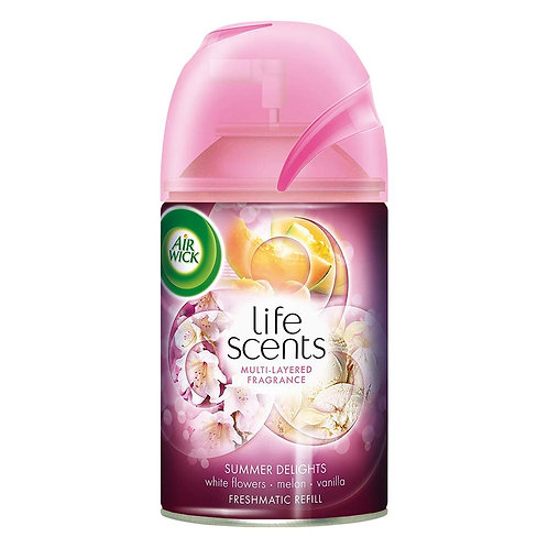 Airwick Freshmatic Refill Life Scents Summer Delights - 250 ml