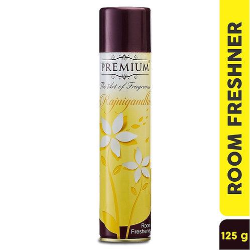 Premium Room Freshner, Rajnigandha - 125 g