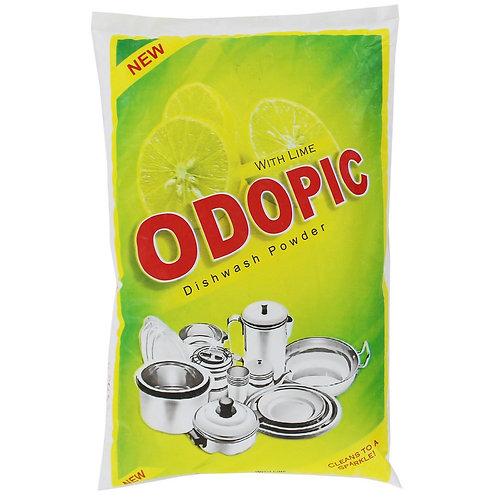 Odopic Dishwash Powder With Lime 1Kg