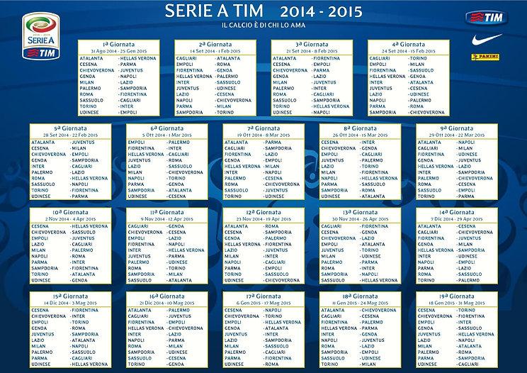 Calendario Asroma.261213