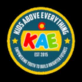 Kids Above Everything Logo