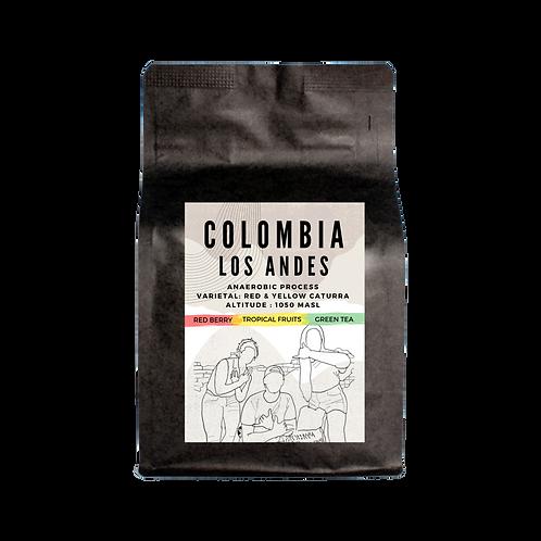 GC Colombia Los Andes Anaerobic