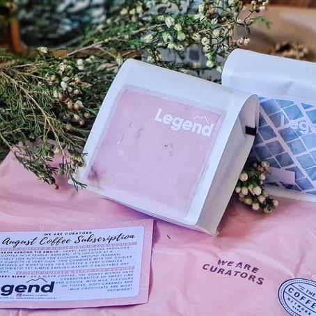 Legend Coffee & Culture : August Subscription