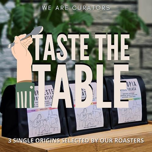 Taste The Table