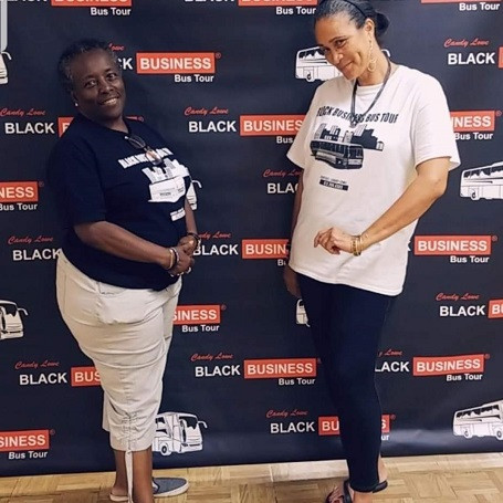 4Candy and Supports black owned business