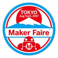 Maker Fair 2017 で光るマクラメに挑戦