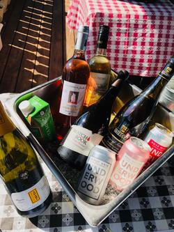 Beverage offerings