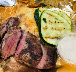 Grilled Teres Major