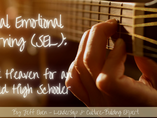 Social Emotional Learning (SEL): Almost Heaven for an Injured High Schooler