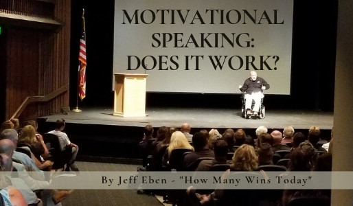 Motivational Speaking: Does it Work?