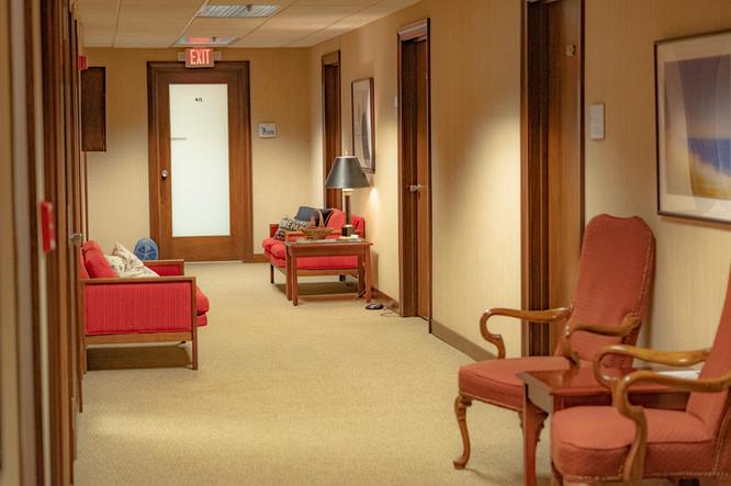 Fourth Floor Lobby