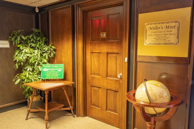 Fifth Floor Lobby
