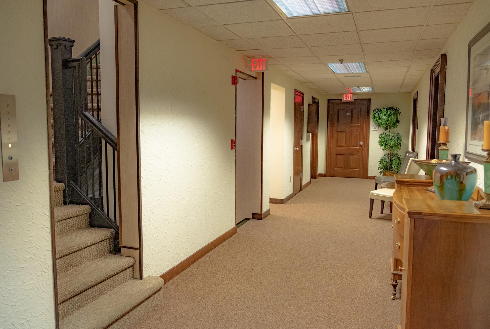 Third Floor Lobby