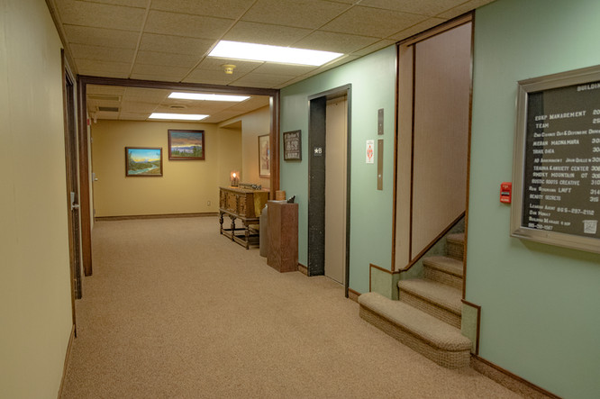 Bottom Floor Lobby