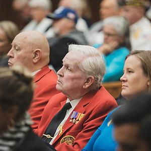 CCC BOS Veterans Day Celebration