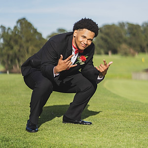 Jeremiah's Prom Pictures